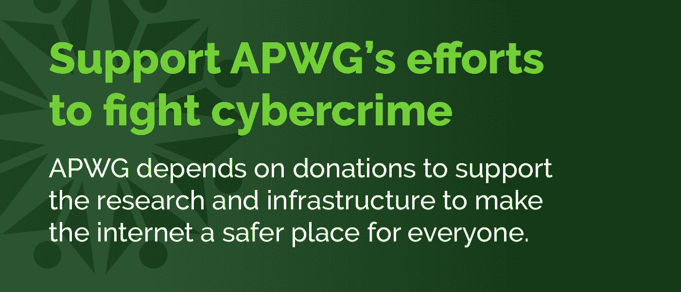 Support APWG
